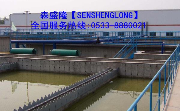 循环水粘泥剥离剂SN097产品应用