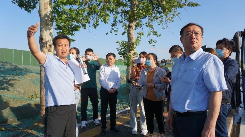 """淄博""""全员环保"""" PM2.5浓度排名由全省第15位上升到第10位"""